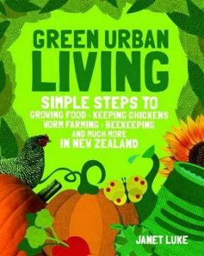 """Livre """"Green Urban Living"""". © Janet Luke"""