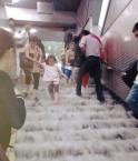 Inondation à Pekin le 23 juin 2011. © www.news.cn