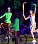 Ouverture des Universiades 2011. © Chen Wei