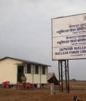 Site de la future centrale nucléaire de Jaitapur. © AFP