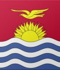 Drapeau de Kiribati