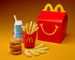 New Happy Meal