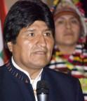 Evo Morales. © Sebastian Baryli (Flickr.com)