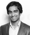 Vinay Gupta, cofondateur de Whipcar.