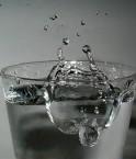 Verre d'eau. © Roger McLassus