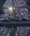 Embouteillage à Sao Paulo. © Caio Guatelli (Folhapress)