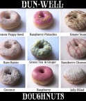 Vegan Doughnuts. © Dun-Well Doughnuts