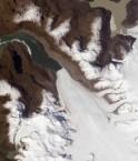Le glacier Jorge Montt.