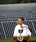 Obama et le solaire.