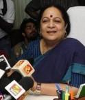 Jayanthi Natarajan.