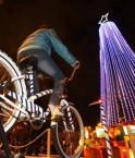 Noël à vélo. © Agencia EFE