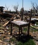 Après la tornade, à Joplin dans le Missouri. © twi$tbarbie (Flickr.com)