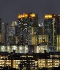 singapour de nuit